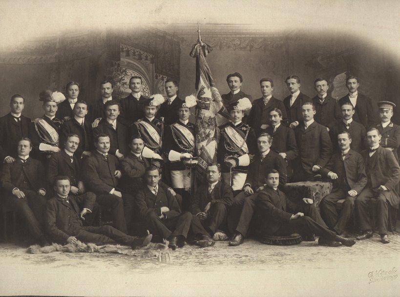 Aktivitas Frankoniae Wintersemester 1904